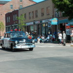 OLD COP CAR PARADE PEI