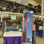 paintings and photos at staples 2004